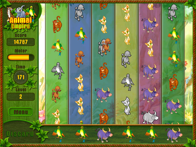 Click to view Animal Empire 2.1.0 screenshot