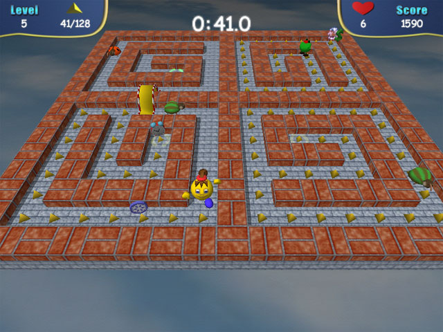 funny maze game 2