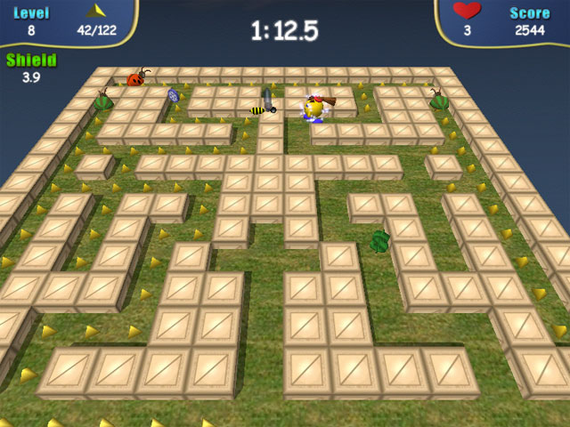 Skymaze game